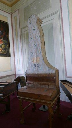 First Pianoforte.