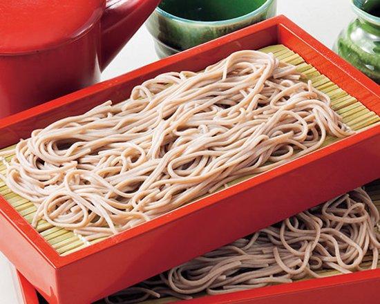 Torigen Ueno Showadori: 北海道 幌加内蕎麦