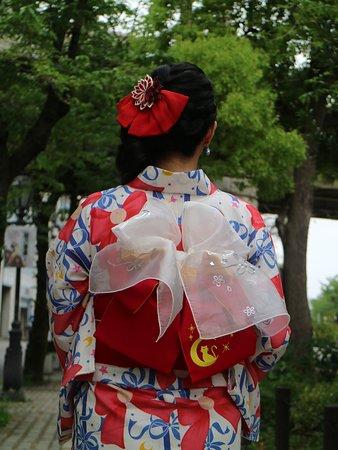【新品】セーラームーン帯を入荷⭐️【新商品】美少女戰士聯名浴衣腰帯進貨囉!⭐️【New Arrival】Sailor Moon Yukata Obi⭐️