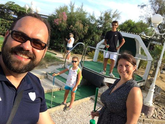 Mini Golf Canet Parc