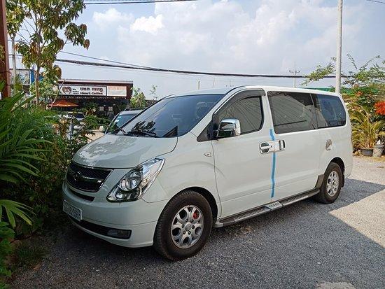 Cambodia Private Taxi Driver