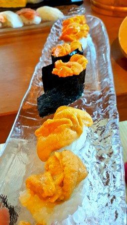 單點綜合北海道鹽味海膽