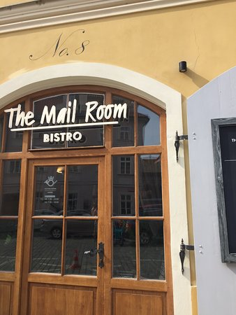 The Mail Room bistro Fotografie