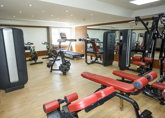 Hotel Crowne Imperial: Fitness Center