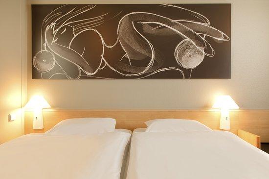 Doppelzimmer  – obrázek zařízení Ibis Jena City Hotel, Jena - Tripadvisor