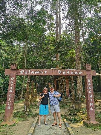 Private Half-Day Batu Caves Waterfalls and Hot Springs Tour: Waterfalls...