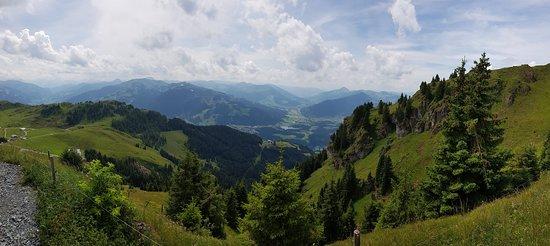 Alpenhaus views from Terrace