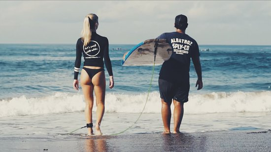 Surf With Aldo Bali