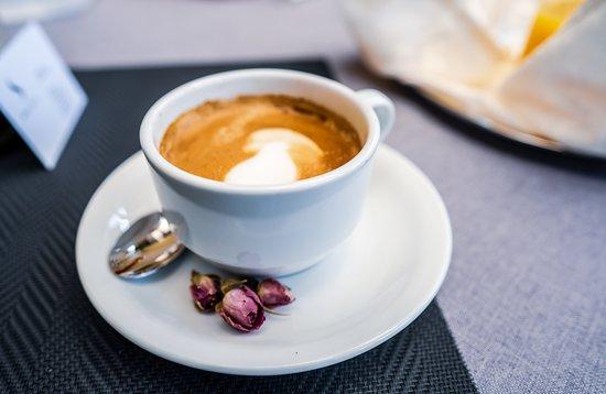 L'Aroma Restaurant: Coffee