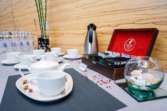 L'Aroma Restaurant: Coffee break