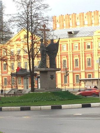 Памятник Воздвижению Животворящего Креста Господня