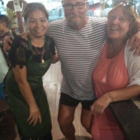 Sea Salad Resort: Thank you  good friend