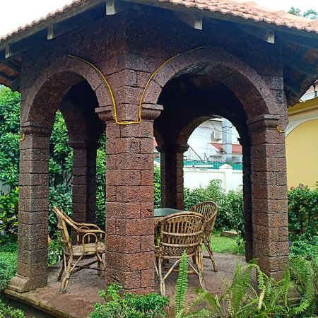 Very nice boutique resort in North Goa