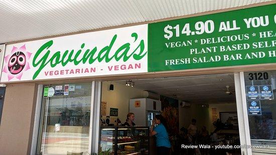 Govindas Surfers Paradise: Govindas - Gold Coast - Surfers Paradise - Review and Pictures by Review Wala - #reviewwala