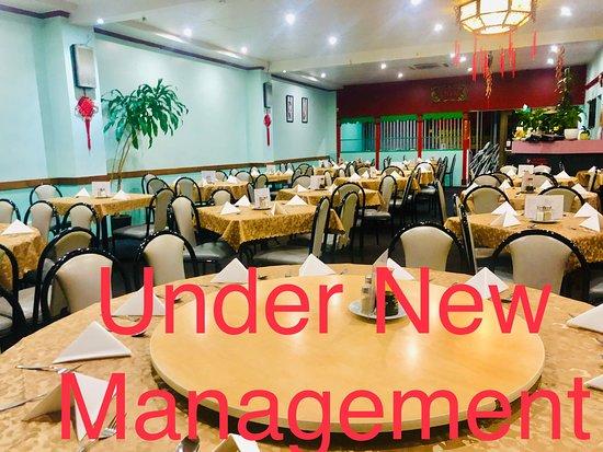 China Garden Chinese Restaurant: Under New Management