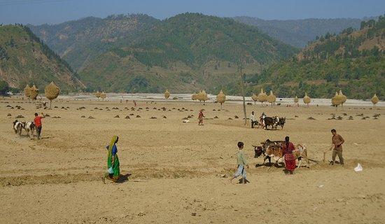 Дальне-Западный регион, Непал: Lifestyle in Seti River valley, Doti, Far West Nepal