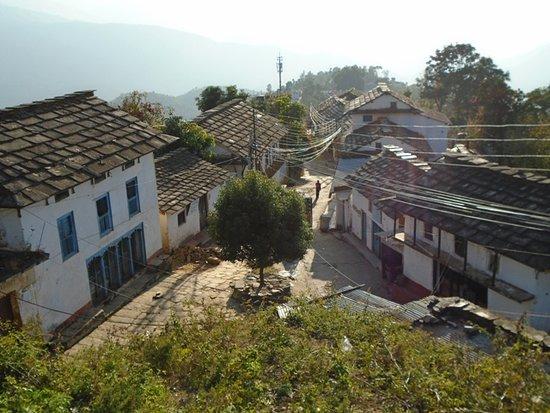 Дальне-Западный регион, Непал: Traditional village, Doti, Far West Nepal