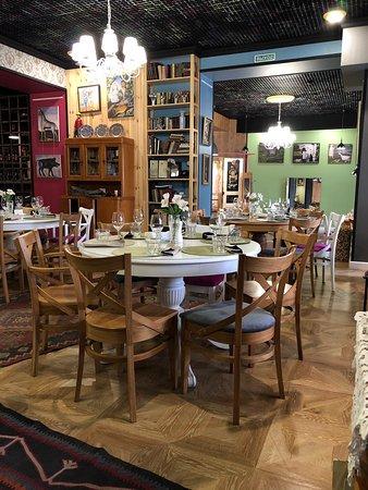 Pirosmani Penza Moskovskaya 36 8 Restaurant Reviews Photos Phone Number Tripadvisor