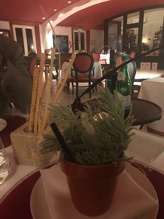 Ristorante settimo senso c'è sempre un entre' e un pre dessert per deliziare gli ospiti con sorprese!!