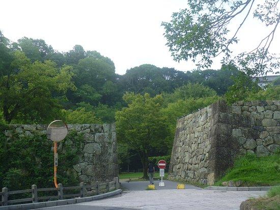 Remains of North Segakushi Gate