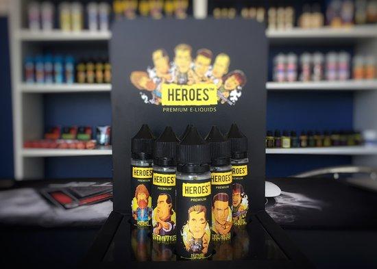Moxey's Vape Shop: Pro Vape Heroes