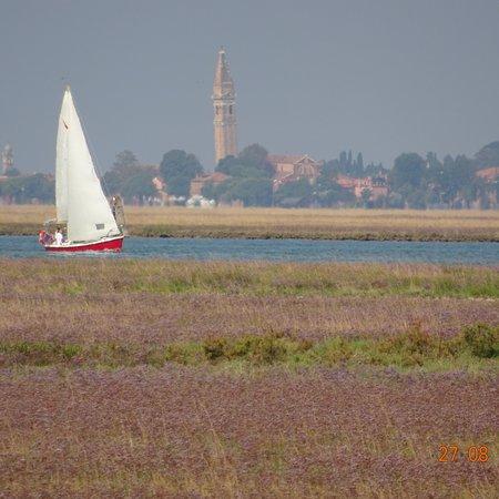Un viaggio tra i colori della laguna di Venezia