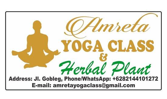 Amreta Yoga Class & Herbal Plant
