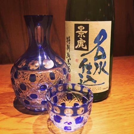 日本酒あります