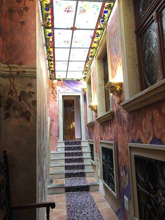 براج, جمهورية التشيك: Hotel U Páva .. has kept its culture.