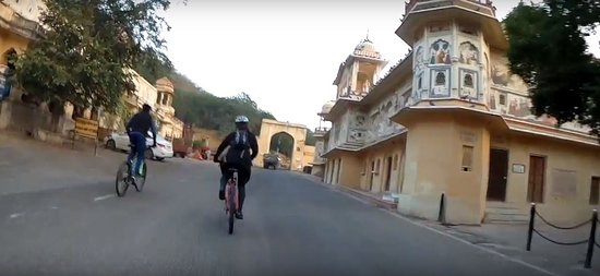 Jaipur Cycling Tour - Including Guide and Breakfast: 3