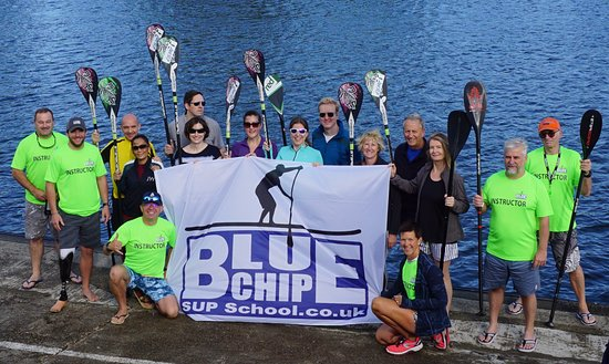 Blue Chip SUP School