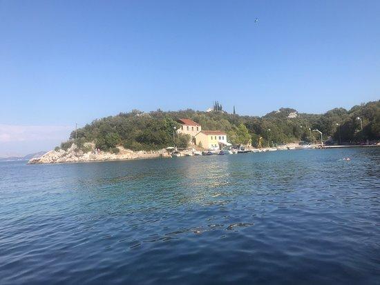 Kuna Peljeska, Kroatia: Lovely quiet bay