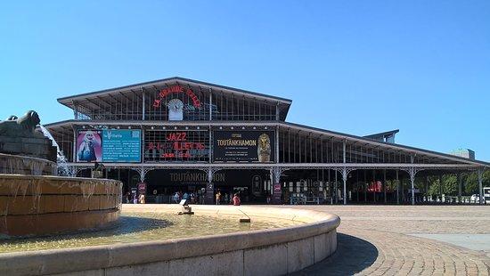 Grande Halle de la Villette - Exposition Toutânkhamon