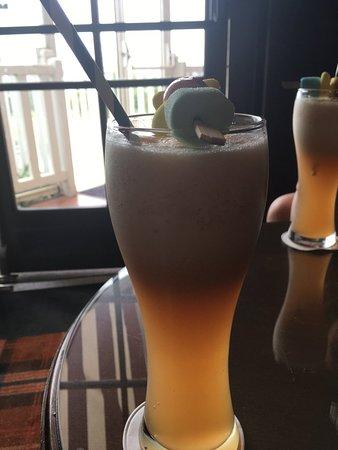 Un cocktail délicieux
