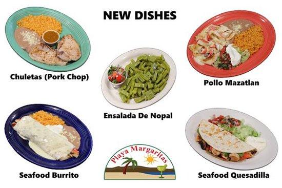 Osceola, Iowa: Playa Margaritas Mexican Restaurants