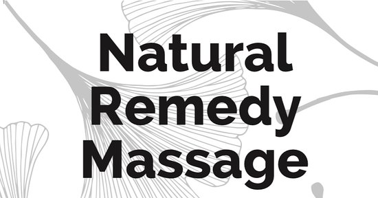 Natural Remedy Massage