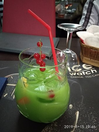 cocktail Jan thai