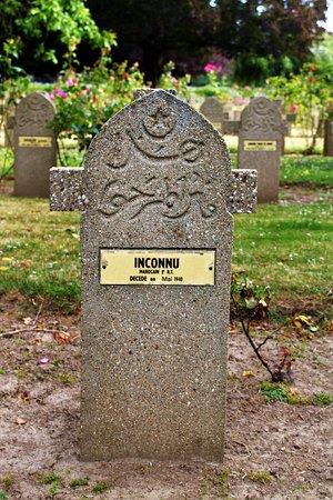 tumba soldado musulman