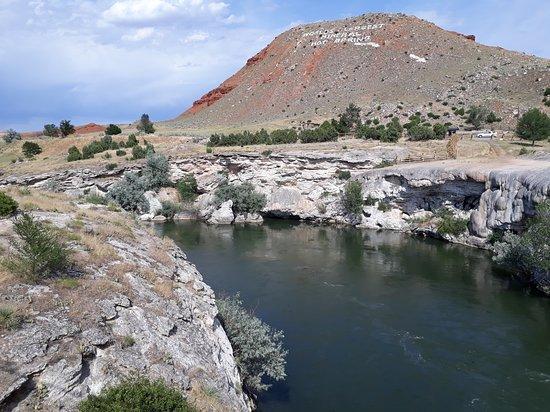 Hot Springs State Park: Hot springs