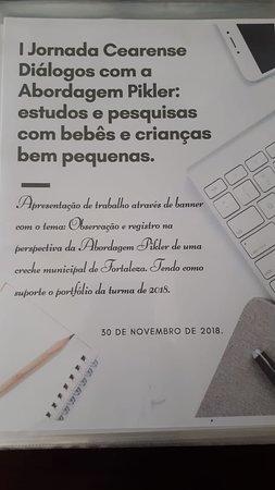 Semana da Educação Infantil de Fortaleza
