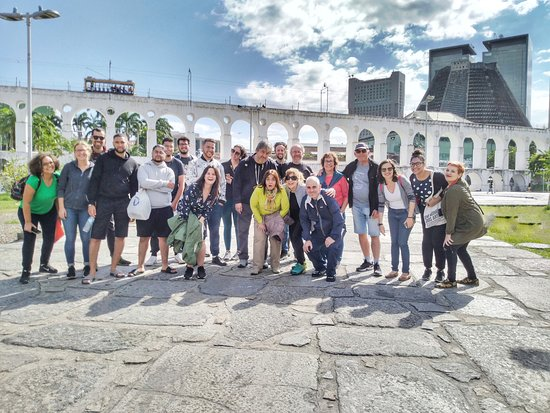 Rio by foot - Free Walking Tour: Lapa