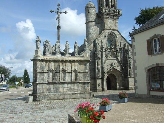 Confort-Meilars, Frankrike: Notre Dame de Confort