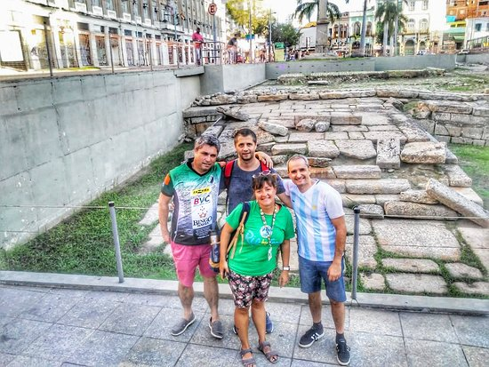 Rio by foot - Free Walking Tour: Cais do Valongo