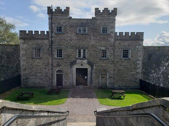 Cork City Gaol Admission Ticket – fotografija