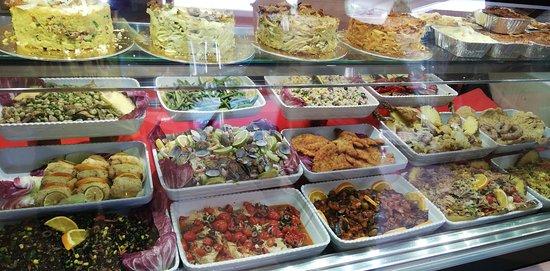 Panificio Quartararo: piatti pronti