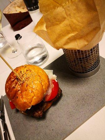 Ristorante Pizzeria Carnaby Street: Ciccia burger