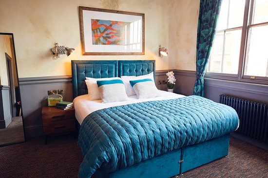 Frederick Street Townhouse: Deluxe Double Room