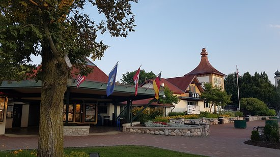 Frankenmuth Visitor & Welcome Center