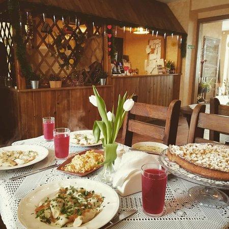 Pierogarnia: pierogowy niedzielny obiad