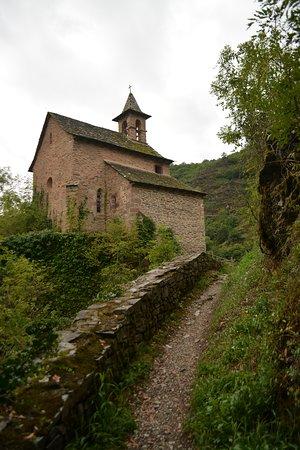 Une autre chapelle.
